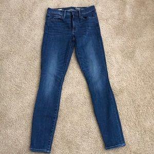 GAP 1969 Resolution True Skinny size 27r